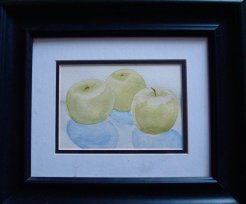 Still Life Apples