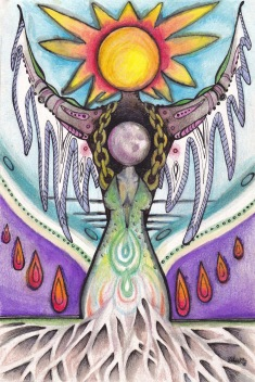 A Mixture of Gods Cover Art