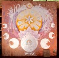 Cyclical Time / Buddha Moon