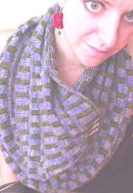 Knit Inspira Cowl