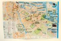 Amsterdam, Holland Map