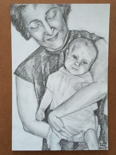 Great Grandmother with Mother