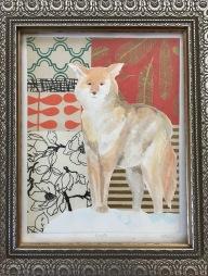 Coyote: Wild Watercolor Series