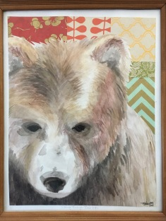 Bear: Wild Watercolor Series